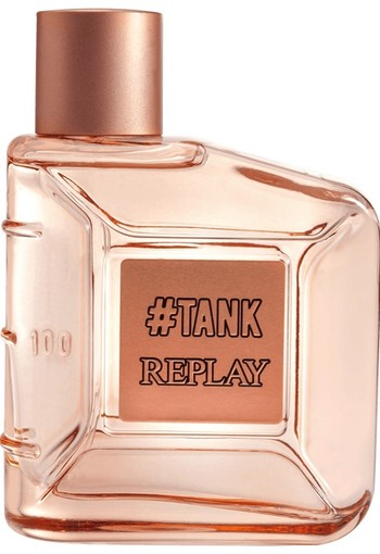 Replay Tank For Her Eau De Toilette Spray 100 ml