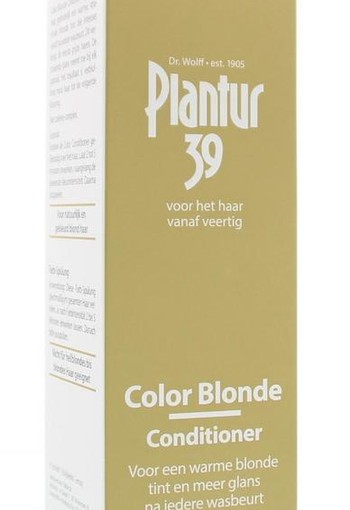 Plantur39 Conditioner color blond (150 ml)