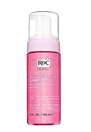 RoC Energising Cleansing Mousse 150 ml
