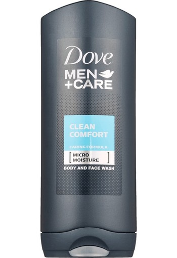 Dove Men shower gel clean comfort 400 ml