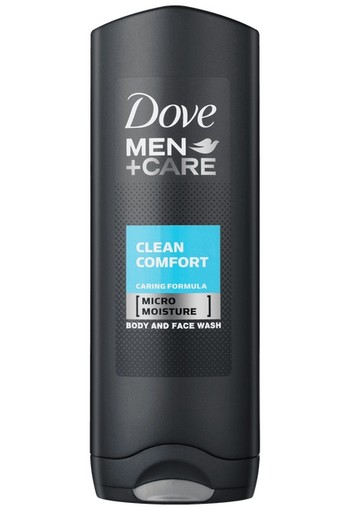 Dove Men shower gel clean comfort 250 ml