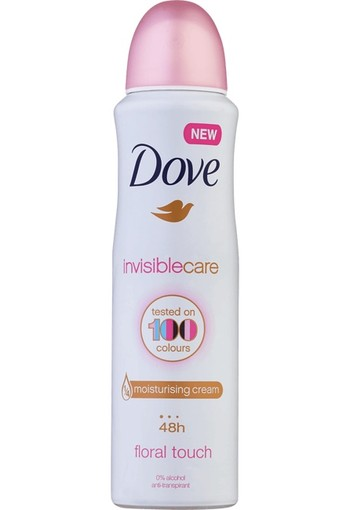 Dove Deodorant spray invisible care 150 ml