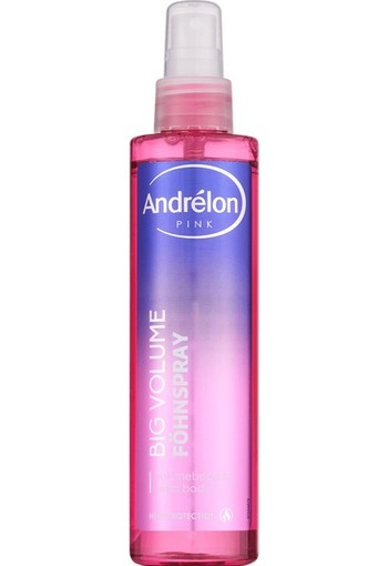 Andrelon Pink fohnspray 200 ml