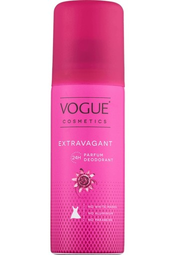 Vogue Extravagant Parfum Deodorant Spray Mini 50 ml