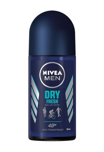 Nivea Men deodorant dry fresh roller (50 ml)
