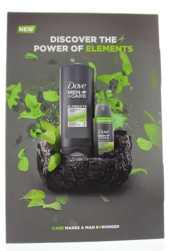 Dove Geschenkverpakking men+ care elements (1 set)