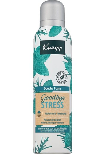 Kneipp Douchefoam goodbye stress 200 ml