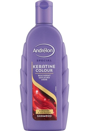 Andrélon Keratine Colour Shampoo 300 ml