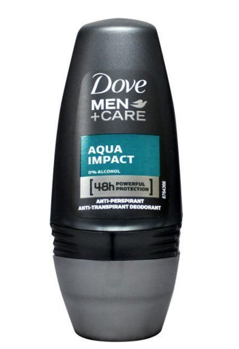 Dove Deodorant roll on men aqua impact (50 ml)
