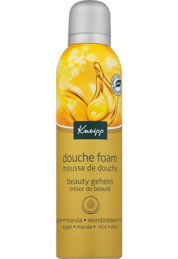 Kneipp Douchefoam beauty geheim 200 ml