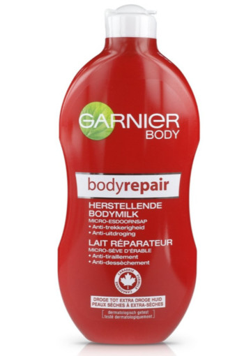 Garnier Body repair herstellende bodymilk (400 ml)