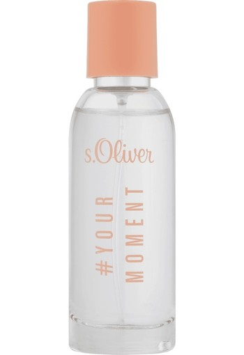 S. Oliver Moment Woman Eau De Toilette 30 ml