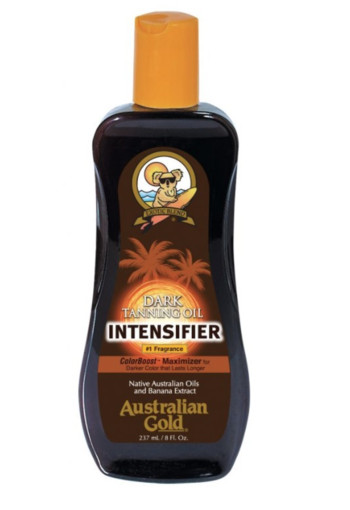 Australian Gold Gold dark tanning oil intensifier (237 ml)
