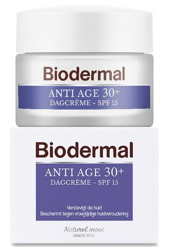 Biodermal Dagcreme anti age 30+ 50 ml