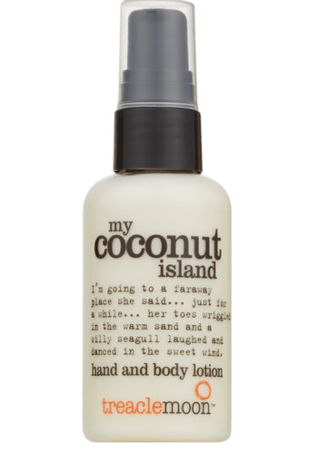 Treaclemoon My Coconut Island Hand-& Bodylotion 60 ml. met pomp