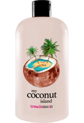 Treaclemoon My Coconut Island Bath & Shower Gel 500 ml