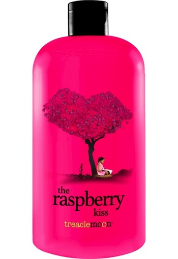 Treaclemoon The Raspberry Kiss Bath & Shower Gel 500 ml