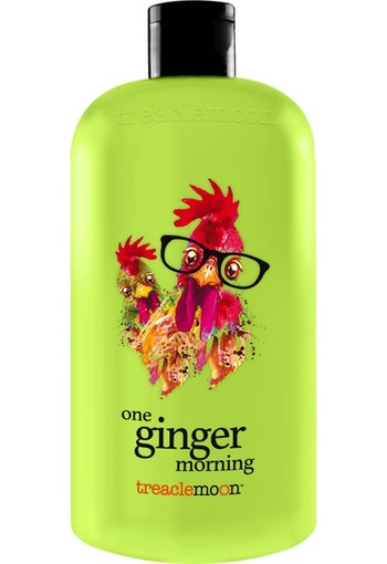 Treaclemoon One Ginger Morning Bath & Shower Gel 500 ml