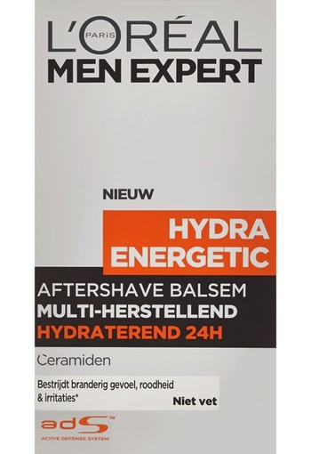 L'Oréal Paris Men Expert Hydration 24H Aftershave Balsem 100 ml