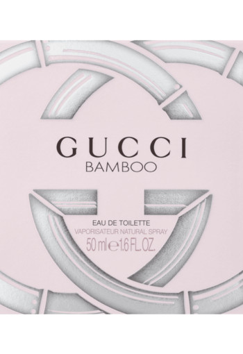 Gucci Bamboo Eau De Toilette Spray 50 ml