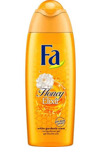 FA Douchegel honey elixir 250 ml