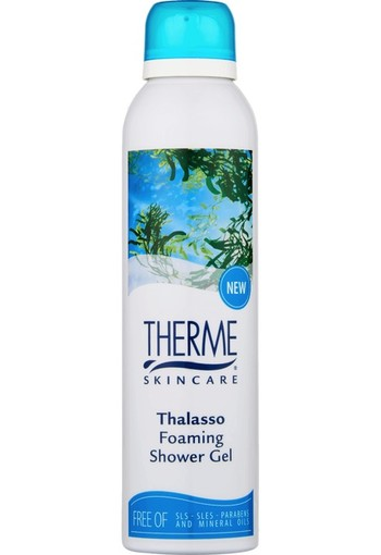 Therme Foaming shower gel thalasso (200 ml)