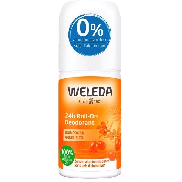 Weleda Duindoorn 24h roll-on deodorant (50 ml)