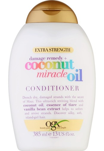 OGX Conditioner Coconut Miracle Oil 385 ml
