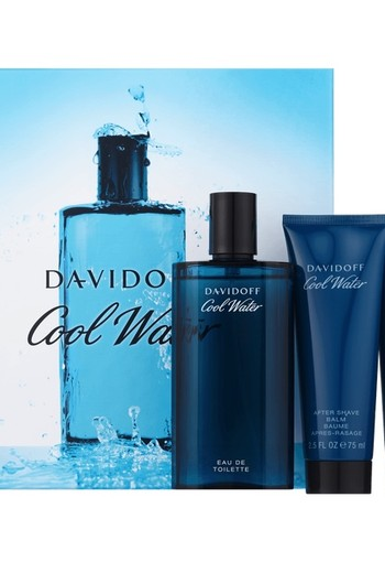 Davidoff Coolwater Men Cadeauset 125 ml