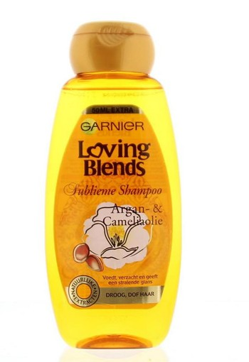 Garnier Loving blends shampoo argan & camelia (300 ml)