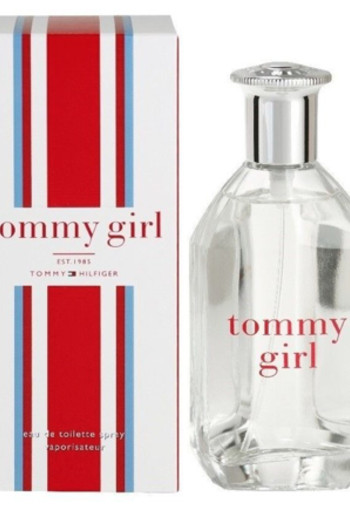 Tommy Hilfiger Girl eau de cologne vapo female (50 ml)