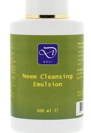 Devi Neem cleansing emulsion (500 ml)