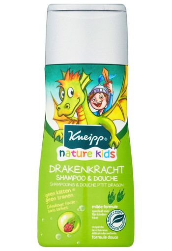 Kneipp Nature Kids Drakenkracht Shampoo en Douche 200 ml