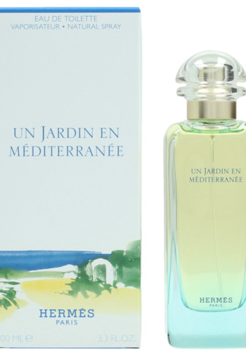 Hermes Un Jardin en meditarinee edt spray (100 ml)