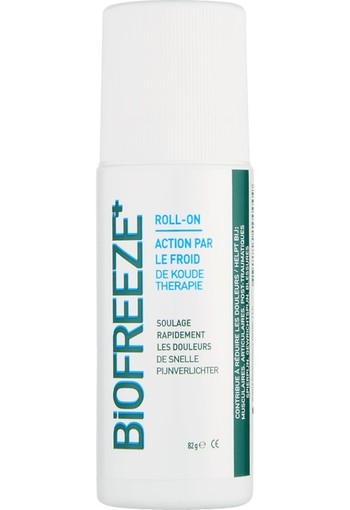 Biofreeze Cold Therapy Pain Relief Roll-On 82 gram
