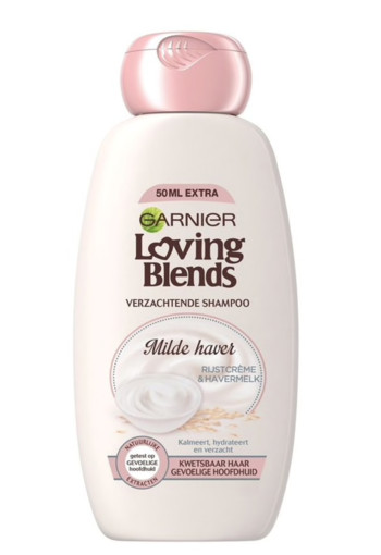 Garnier Loving blends shampoo delicatesse (300 ml)