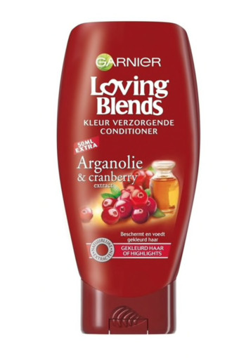 Garnier Loving blends conditioner cranberry (250 ml)