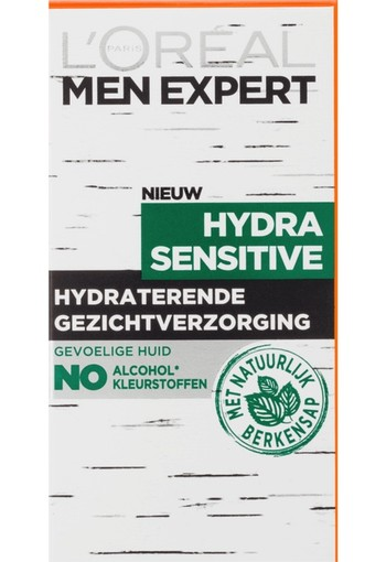 Loreal Men expert hydra sensitive moisturizing creme (50 ml)