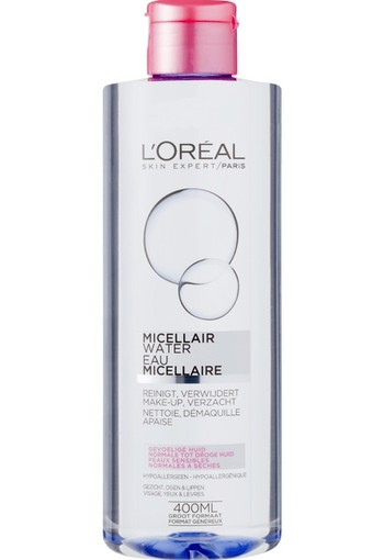 L'Oréal Paris Hypoallergeen Micellair Water-400 ml-lotion