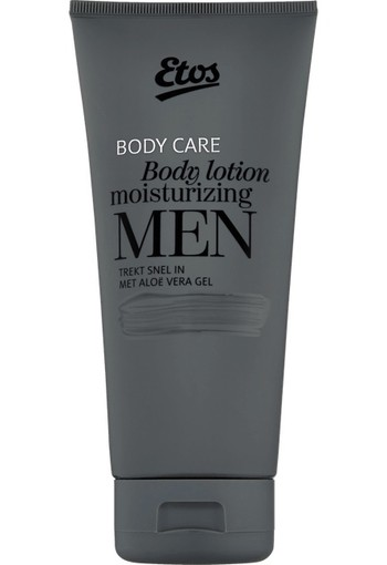 Etos Body Care Men Moisturizing Body Lotion 200 ml