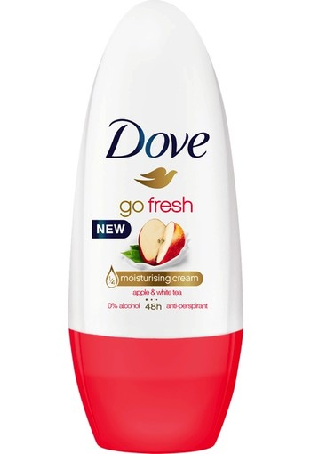 Dove Deodorant roller go fresh apple (50 ml)