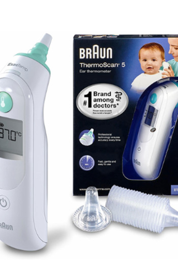 Braun Thermoscan 5 Irt 6020 1st