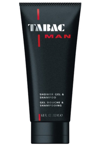 Tabac Man showergel & shampoo (200 ml)