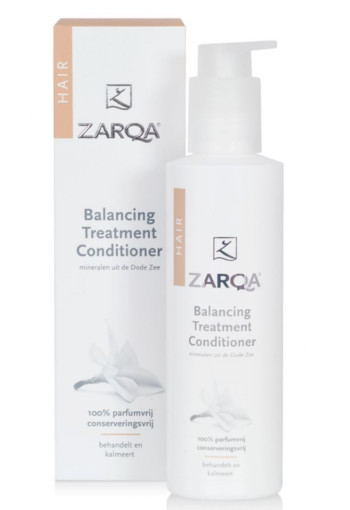 Zarqa Conditioner balancing treatment 1 + 1 gratis 2 stuks