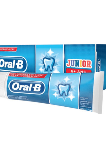 Oral B Tandpasta junior 6+ (75 ml)