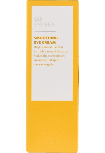 Etos Q10 Energy Smoothing Eyecream 15 ml