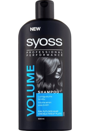 Syoss Volume lift shampoo (500 ml)