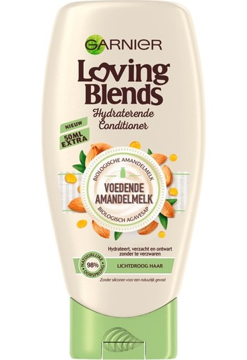 Garnier Loving blends conditioner amandel (250 ml)
