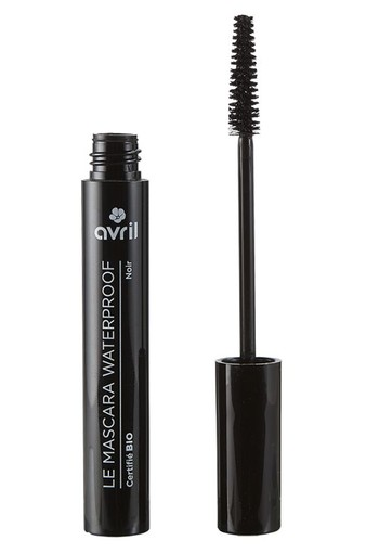 Avril Mascara waterproof noir (10 ml)
