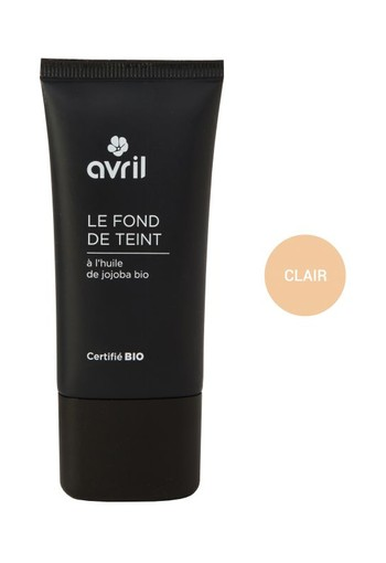 Avril Foundation clair (30 ml)